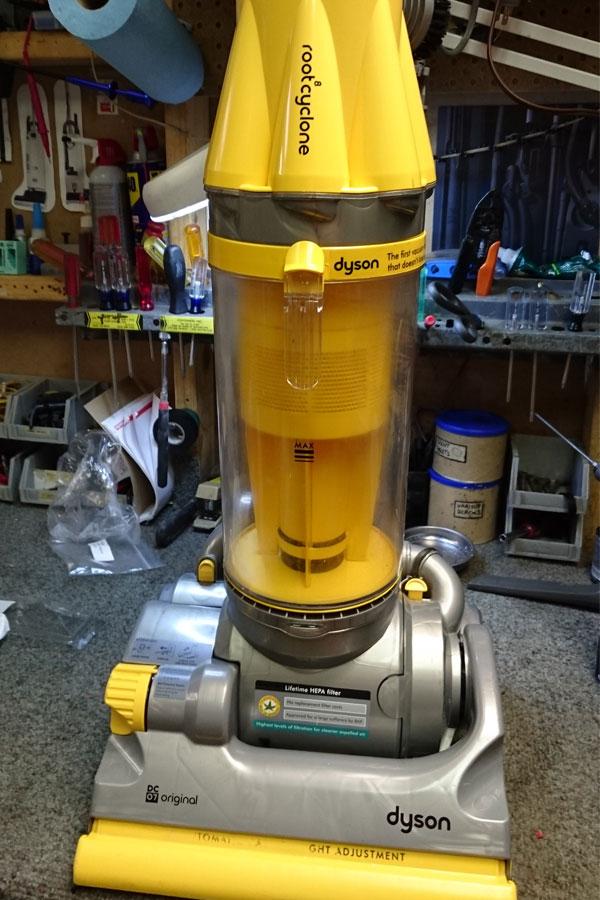 Dyson DC07 Vacuum Repair