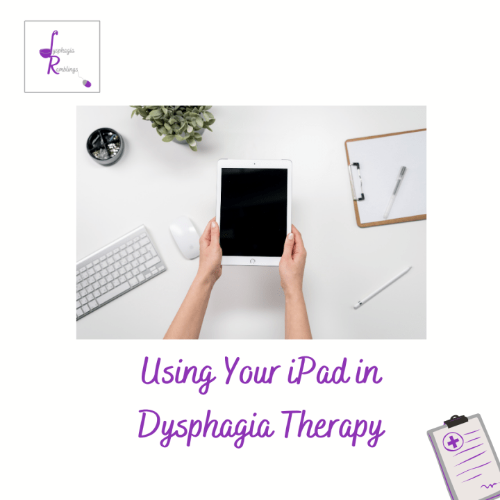 Using Devices with Dysphagia
