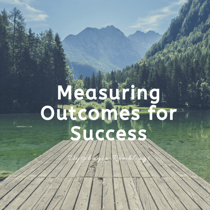 Measuring Outcomes for Success…..What are You Using?