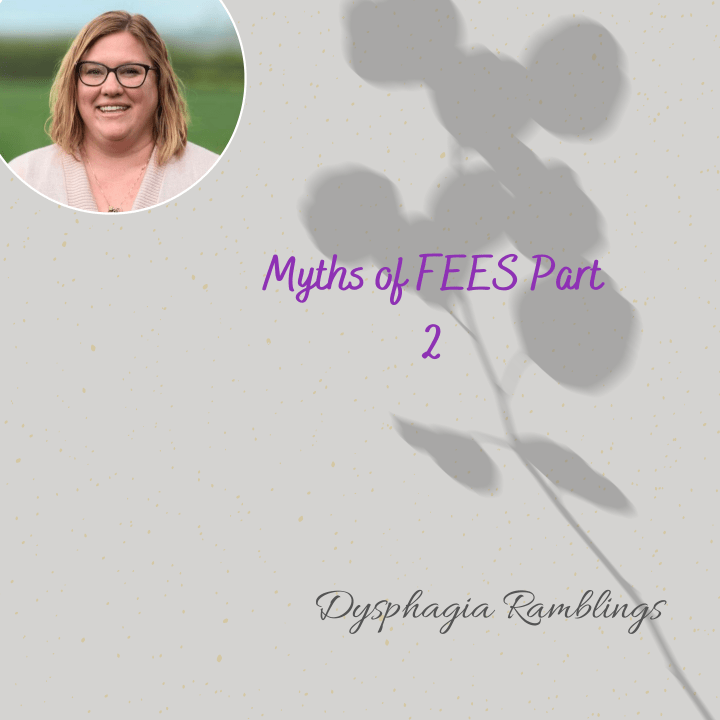 Myths of FEES Part 2