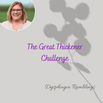The Great Thickener Challenge