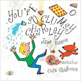 Youre so Clumsy Charley Dyspraxia book