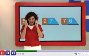 carol vorderman maths factor lesson