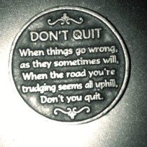 Motivation - Don't Quit 1/2