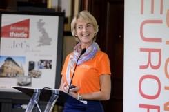 Dystonia Europe President Monika Benson: Welcome everybody!