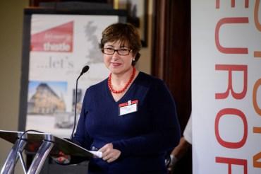 Professor Marie Vidailhet from Paris.