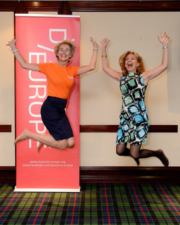 Look out for the dystonia awareness campaign of 2014 - Jump for Dystonia!