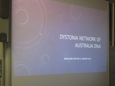 DNA - the Dystonia Network of Australia