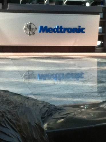 Medtronic and….