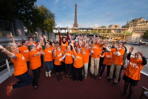 JUMP FOR DYSTONIA in Paris 2014!