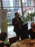 MEP Jeoren Lenaers welcoming everybody to the meeting.