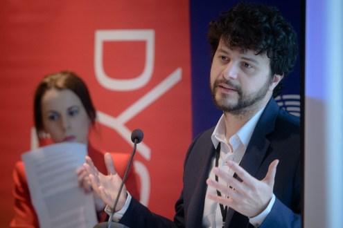 MEP Brando Benifei Foto: stephan-roehl.de