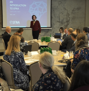 Introduction by Joke Jaarsma, President EFNA