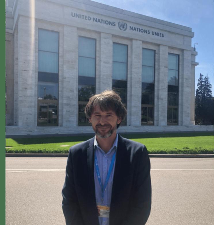 Tadeuz Hawrot, Policy Responsible EFNA