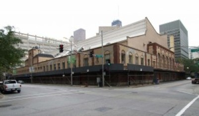 """630 N. McClurg Ct., the former site of Columbia Studios where """"Higher and Higher"""" (among many other songs) was recorded; photo stolen from Wikimapia"""