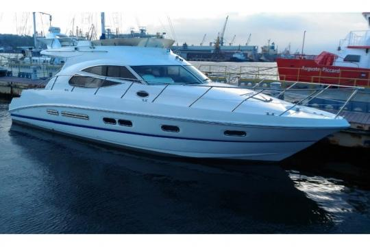 Yacht Sealine 42/5, 2003 year