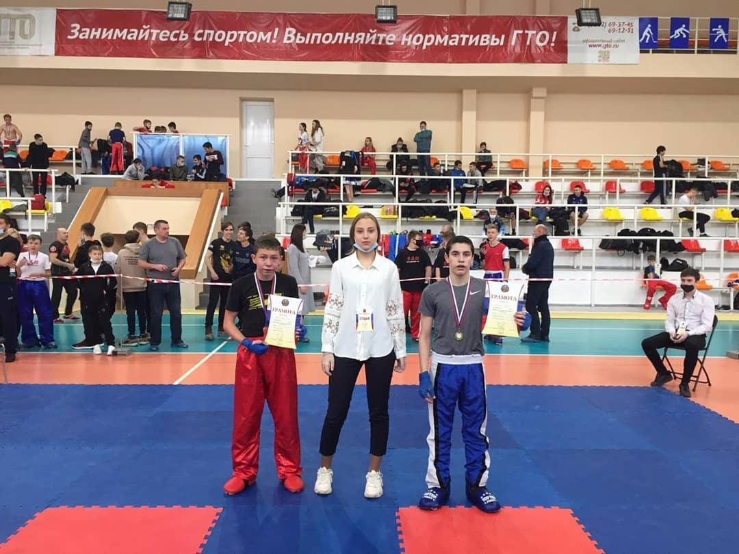 Чемпионат и первенство Кемеровской области по кикбоксингу