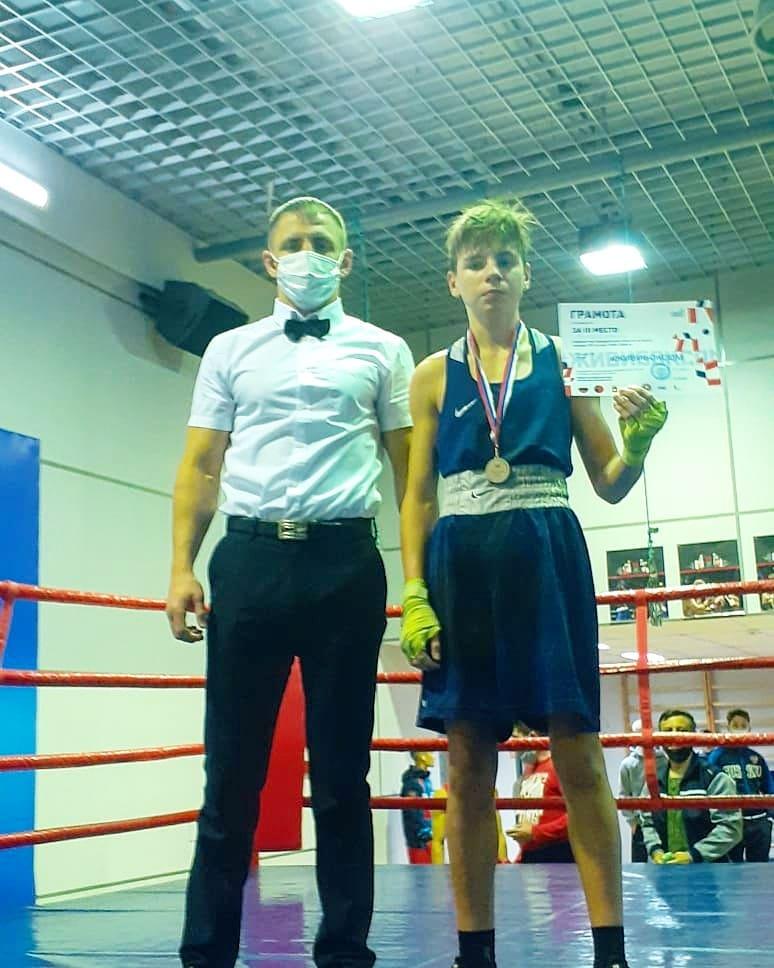 Первенство Кемеровской области по боксу среди юношей 15-16 лет.