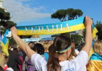 Марафон у Римі відбувся за український мир