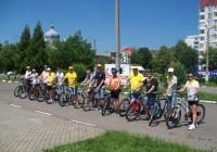 Велопробіг проти абортів у Калуші