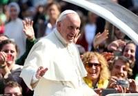 """""""Вийти на вулиці, наслідуючи """"безумство"""" нашого Бога"""":промова Папи Франциска"""