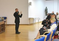 В Римі презентували книги українського військового капелана