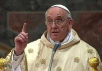 Папа закликав світову спільноту підтримувати Україну