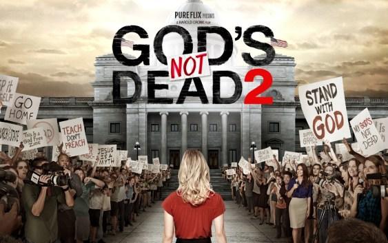 Огляд: Бог не мертвий 2/God's Not Dead 2 (2016)