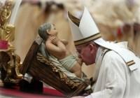 Влада Любові: Різдвяне послання Папи Франциска