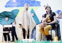 «Казковий концерт»: студенти допомагали дітям з інтернату розкривати творчий потенціал