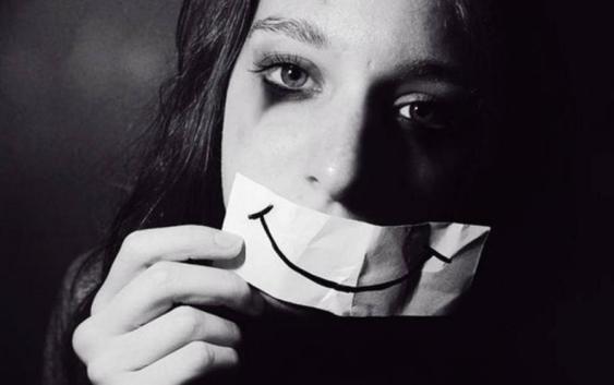 """""""Обличчя депресії"""" буває шалено щасливе"""