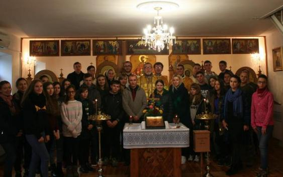 Студентська молодь Києва провела курси аніматорів у Запоріжжі