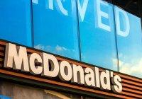 Події Різдва – на вікнах Макдональдзу у США