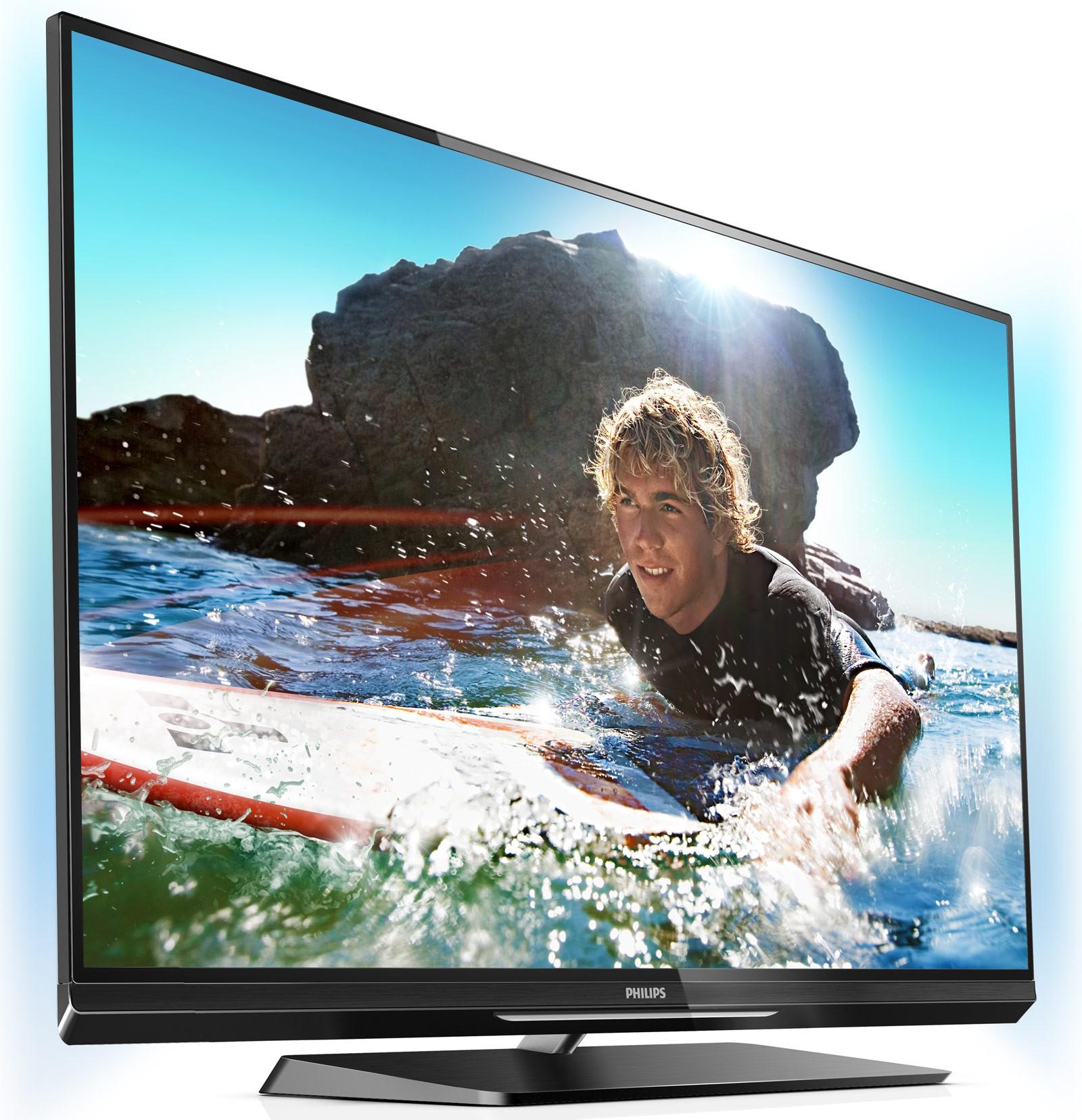 gamme tv philips 2012 les 40 102 cm