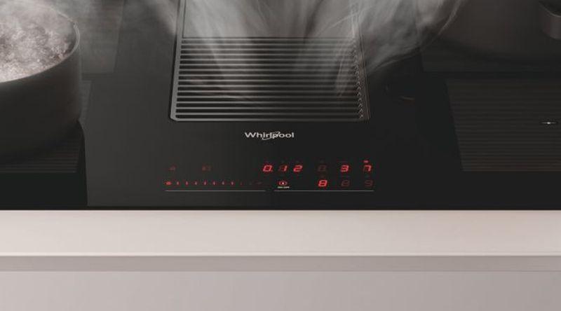 plaques de cuisson avec hotte aspirante