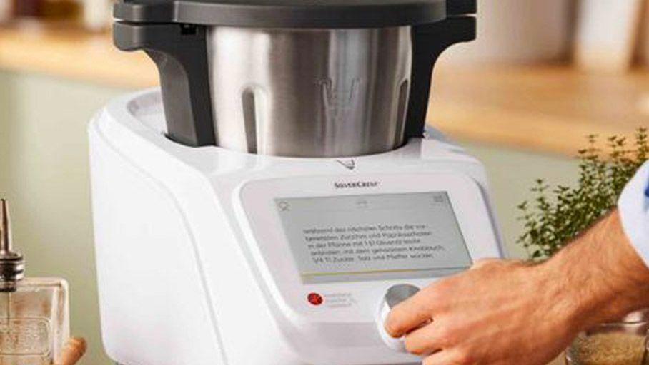monsieur cuisine connect le robot