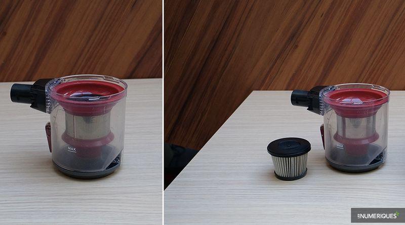 test aspirateur balai lidl silvercrest