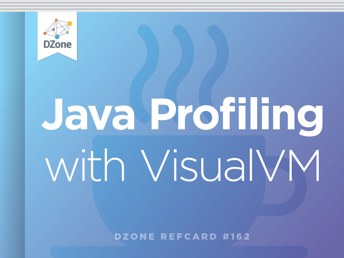 Java Profiling with VisualVM Reference Card (X-Ray Vision