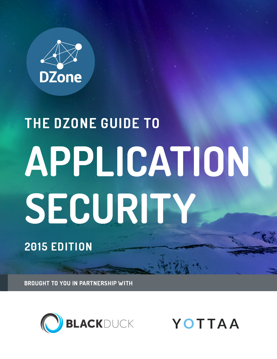 Database Application Security