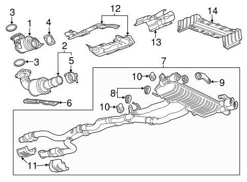 2019 chevrolet camaro gm parts