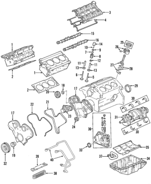 Engine for 2003 Saturn Vue (Base) | GMPartsNow