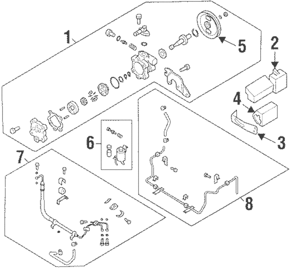 Part can be found as 7 in the diagram above genuine nissan parts