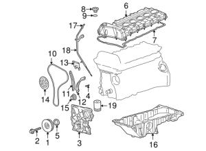 OEM 2004 Buick Rainier Engine Parts Parts | GMPartsOnline