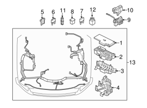 7 3 WIRE HARNESS  Auto Electrical Wiring Diagram
