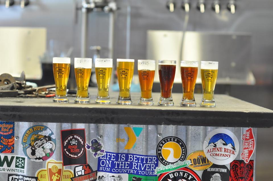 boneyard beer, bend