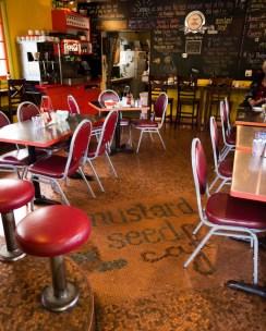 jacksonville, penny floor, mustard seed cafe