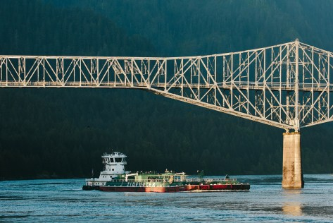 Un-Cruise Adventures offers a small ship cruise on the Columbia River. What does that land look like from the force of which shaped it? This is the experience photographer Cameron Zegers pursued during an April cruise.