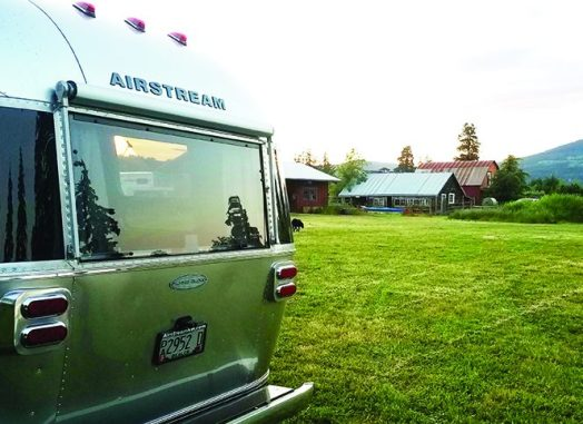 Airstream Adventures in Hood River