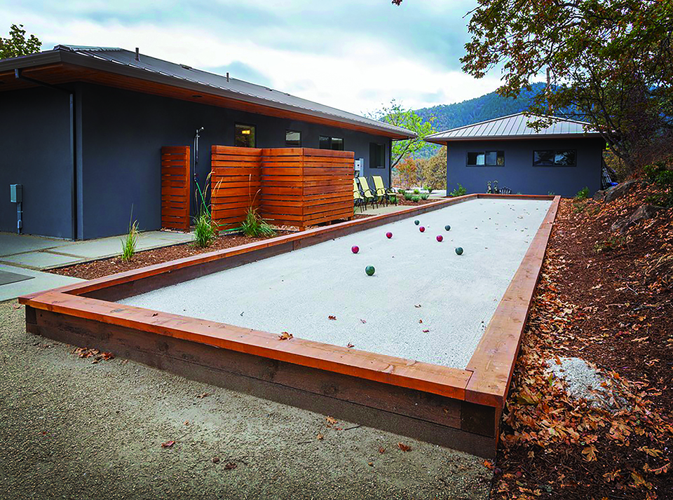 Do It Yourself: Build Your Own Backyard Bocce Ball Court ...
