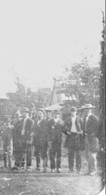 Oregon State Fairgrounds at Salem about 1862
